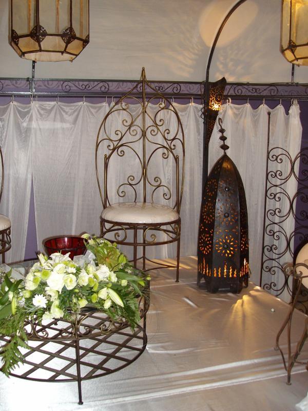 decoration orientale mariage fian aille baptemes
