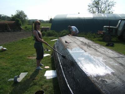 Blog de chtisurleau page 3 les chtis sur l 39 eau for Carbonyle traitement du bois
